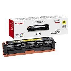 Toner Canon CRG-731Y, žuti