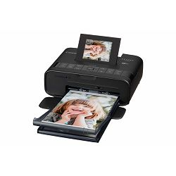 Canon Selphy CP1200, WiFi, foto printer, crni
