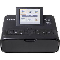 Canon Selphy CP1300, foto printer, crni