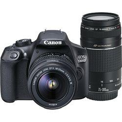 Digitalni fotoaparat Canon EOS 1300D 18-55 + EF75-300