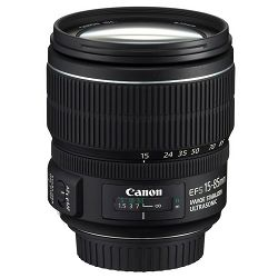 Objektiv Canon EF-S 15-85mm f/3.5-5.6 IS USM