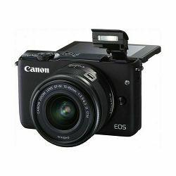 Digitalni fotoaparat Canon EOS M10 crni+ EFM 15-45mm