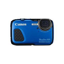 Fotoaparat Canon PS D30, plavi