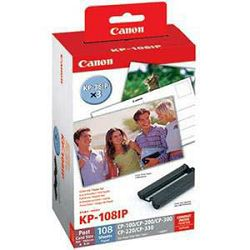 Canon papir KP-108IN, 10x15, 108 list.
