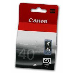 Tinta CANON + glava PG-40, crna