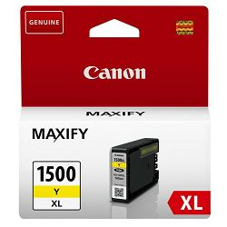 Canon tinta PGI-1500XL Yellow