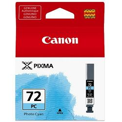 Tinta CANON PGI-72PC, foto cijan