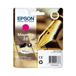 Toner Epson Car. T162340 - Epson WF2010,2520,2530,2540 magenta