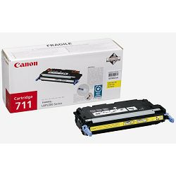 Toner Canon CRG-711Y yellow