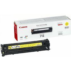 Toner Canon CRG-716 yellow