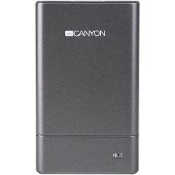 CANYON Combo CNE-CMB1 (3 port USB,MultiCardReader: SD/SDHC/MMC/RS MMS/mini SD/M2/MS/MSP/MSD/MS ProDuo/microSD(T-Flash) ) USB 2.0, Gray