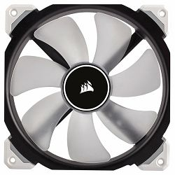Ventilator Corsair ML120 Pro LED, White, 120mm Premium Magnetic Levitation Fan