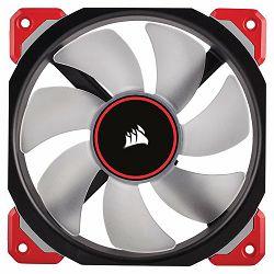 Ventilator Corsair ML120 Pro LED, Red, 120mm Premium Magnetic Levitation Fan