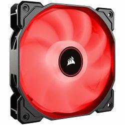 Corsair AF120 LED Low Noise Cooling Fan, Single Pack - Red