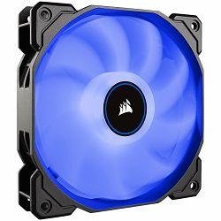 Corsair AF120 LED Low Noise Cooling Fan, Single Pack - Blue