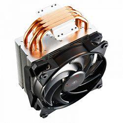 Cooler COOLERMASTER  MasterAir Pro 4, s. 2011-v3/2011/1366/1156/1155/1151/1150/775/AM3+/AM3/AM2+/AM2/FM2+/FM2/FM1