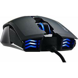 Tipkovnica i miš COOLERMASTER Devastator II, HR, USB, plavi backlight