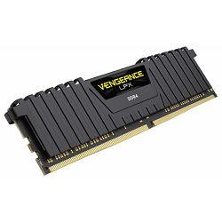 Memorija Corsair 1X4GB DDR4 2400 C14 LP