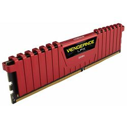 Memorija Corsair 1X8GB DDR4 2400 C14 LP