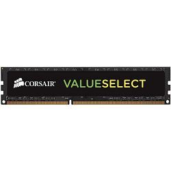 Memorija Corsair 8GB DDR4 2400MHz Value