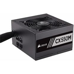 Napajanje Corsair PSU, 550W, CX-M Series