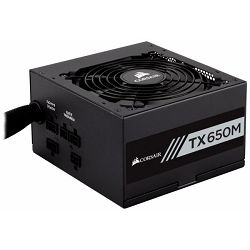 Napajanje Corsair PSU, 650W, TX-M Series