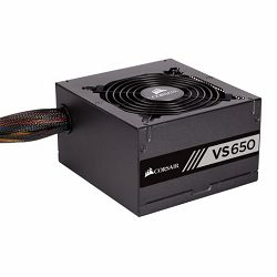 Napajanje Corsair VS650 PSU, 650W, VS Series