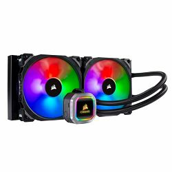 Vodeno hlađenje Corsair CoolingHydro H115i RGB