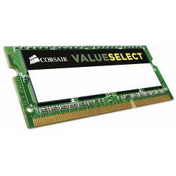 Memorija Corsair 8GB SO-DIMM DDR3L 1600