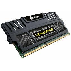 Memorija Corsair 4GB, 1x4GB, DDR3, 1600MHz 4GB 1x240 Dimm