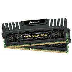 Memorija Corsair 8GB, 2x4GB, DDR3, 1600MHz 8GB 2x240 Dimm
