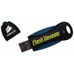 Corsair Voyager 8GB,USB 2.0, rubber housing, retail pack