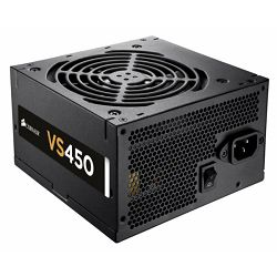 Napajanje Corsair VS450 PSU, 450W, VS Series