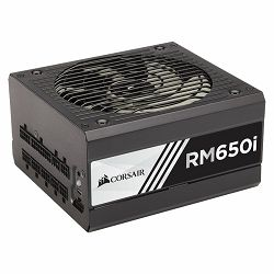 Napajanje Corsair Power Supply  RM650i, 650W ATX 2.4, EU Version, RMi Series
