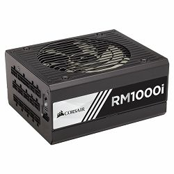 Napjanje Corsair Power Supply RM1000i, 1000W, EU Version, Enthusiast Gold Series