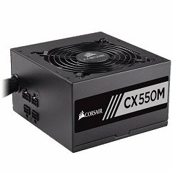 Napajanje CORSAIR Builder Series CX550M, Modular Power Supply, EU Version
