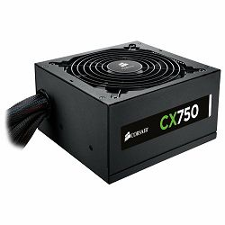 Napajanje Corsair PSU Builder Series CX750, 750 Watt Power Supply, EU Version
