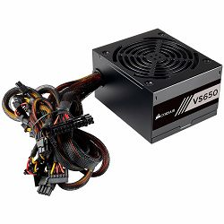 Napajanje Corsair Builder Series VS650, 650 Watt Power Supply, EU Version