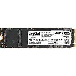 Crucial SSD 1TB P1 NVMe M.2