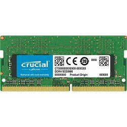 Memorija Crucial 4GB DDR4-2400 SODIMM