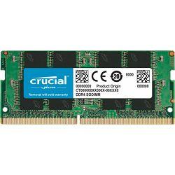 Crucial 8GB DDR4-2666 SODIMM