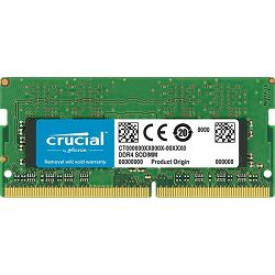 Memorija Crucial 8GB DDR4-2400 SODIMM