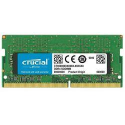 Memorija za prijenosno računalo Crucial 8GB DDR4-2666 SODIMM