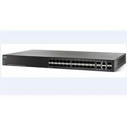 Cisco 28-Port Gigabit Managed SFP L3 Rackmount Switch