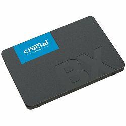 """SSD CRUCIAL BX500 1TB SSD, 2.5"""" 7mm, SATA 6 Gb/s, Read/Write: 540 / 500 MB/s"""