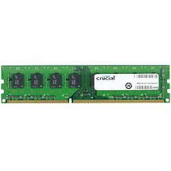 Memorija Crucial RAM 8GB DDR3L 1600 MT/s (PC3L-12800) CL11 Unbuffered UDIMM 240pin 1.35V/1.5V