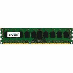 Memorija Crucial 8GB DDR3L 1600MT/s (PC3-12800) DR x8 ECC UDIMM 240p