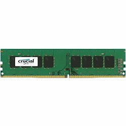 Memorija Crucial DRAM 16GB DDR4 2400 MT/s (PC4-19200) CL17 DR x8 Unbuffered DIMM 288pin, EAN: 649528773500