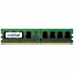 Memorija Crucial 2GB DDR2 667MHz (PC2-5300) CL5 Unbuffered UDIMM 240pin