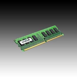 Memorija CRUCIAL CT25664AA800 (DDR2 SDRAM,2GB,800MHz(PC2-6400),CL6,256 x 64,DIMM 240-pin,Unbuffered) Retail